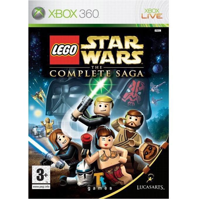 LEGO Star Wars: The Complete Saga, за XBOX360 image