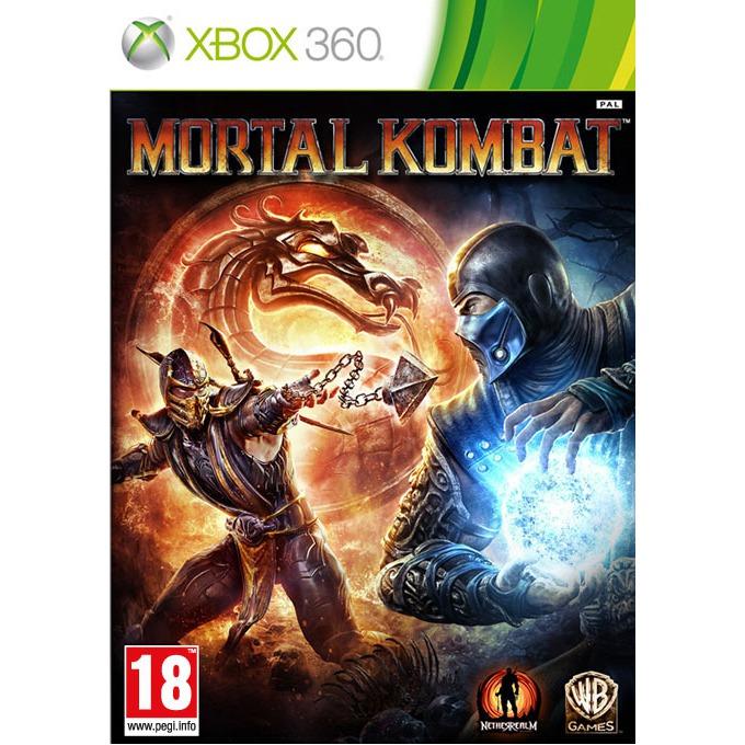 Игра за конзола Mortal Kombat , за XBOX360 image