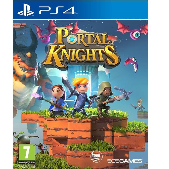Игра за конзола Portal Knights, за PS4 image
