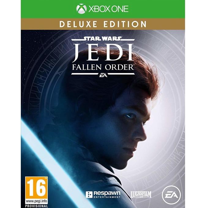 Игра за конзола STAR WARS Jedi: Fallen Order Deluxe Edition, за Xbox One image