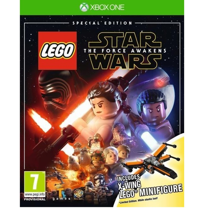 LEGO Star Wars The Force Awakens Toy Edition, за Xbox One image