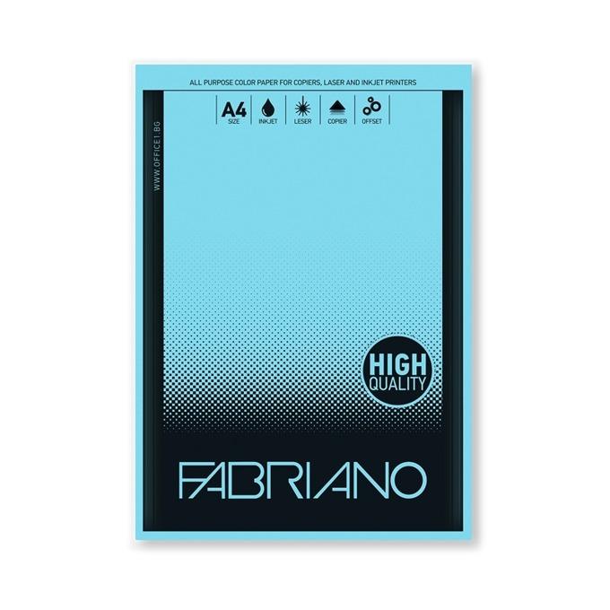 Fabriano Copy Tinta, A4, 80 g/m2, синя, 50 листа product