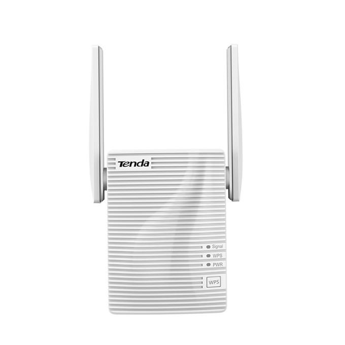 Range Extender/Репитер Tenda A15 AC750, 802.11ac, 2.4GHz (300Mbps)/ 5GHz (433Mbps), 1x 10/100/1000, 2x външни антени image