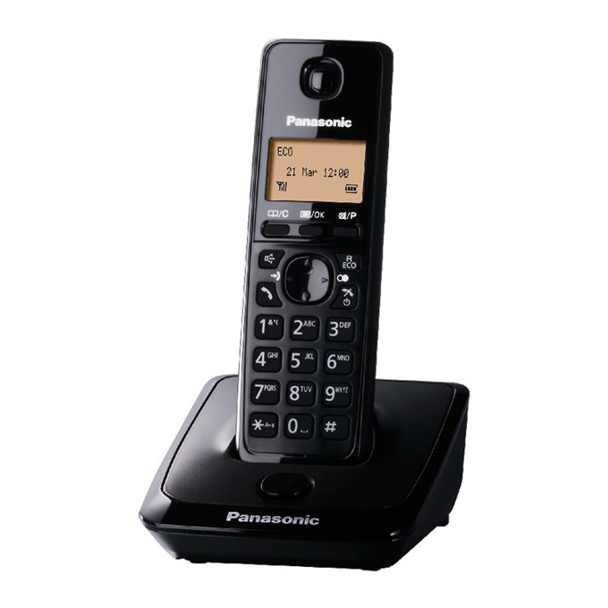Безжичен телефон Panasonic KX-TG 2711 1015091