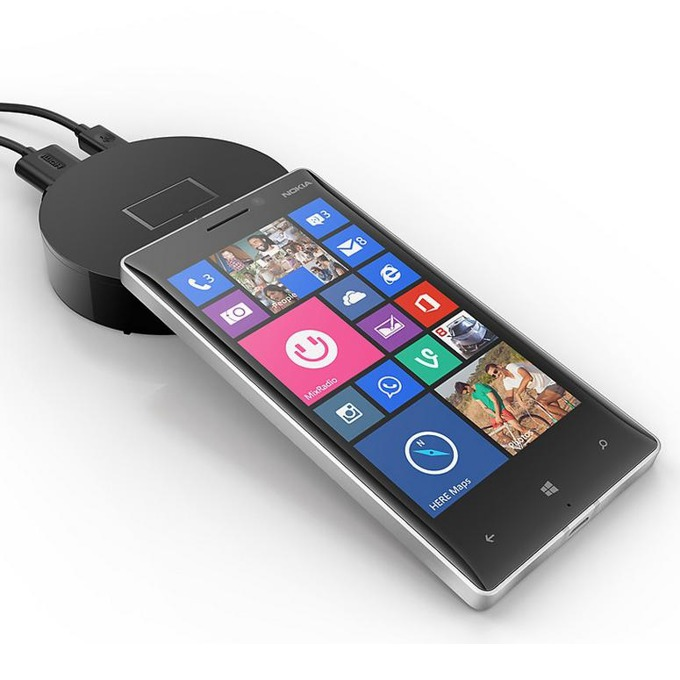 Трансмитер Microsoft HD-10 Wireless Display Adapter, FULL HD, HDMI image