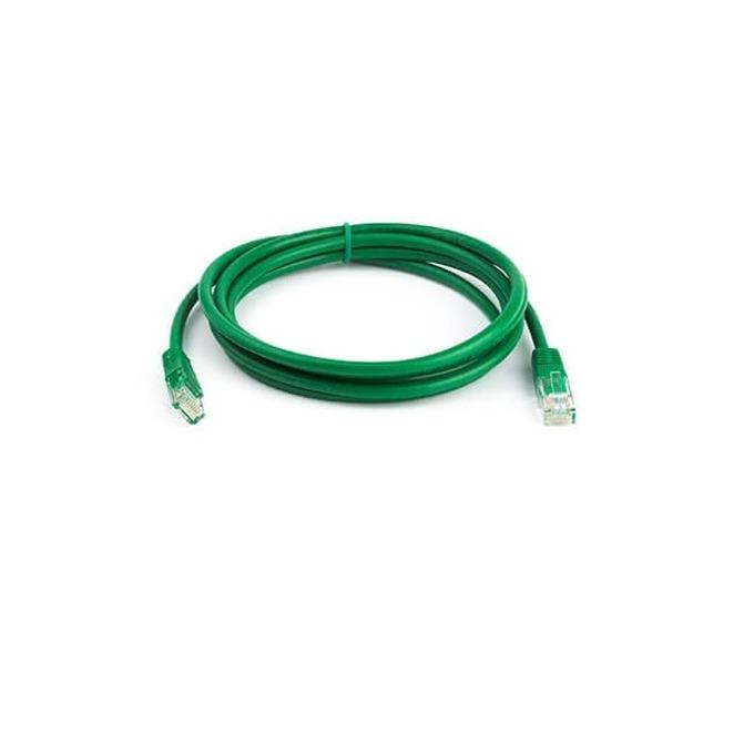 Пач кабел ACnetPLUS, UTP, Cat 5e, 2m, зелен image