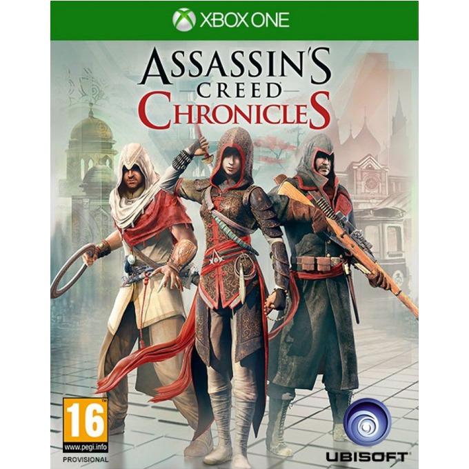 Игра за конзола Assassins Creed Chronicles Pack, за Xbox One image