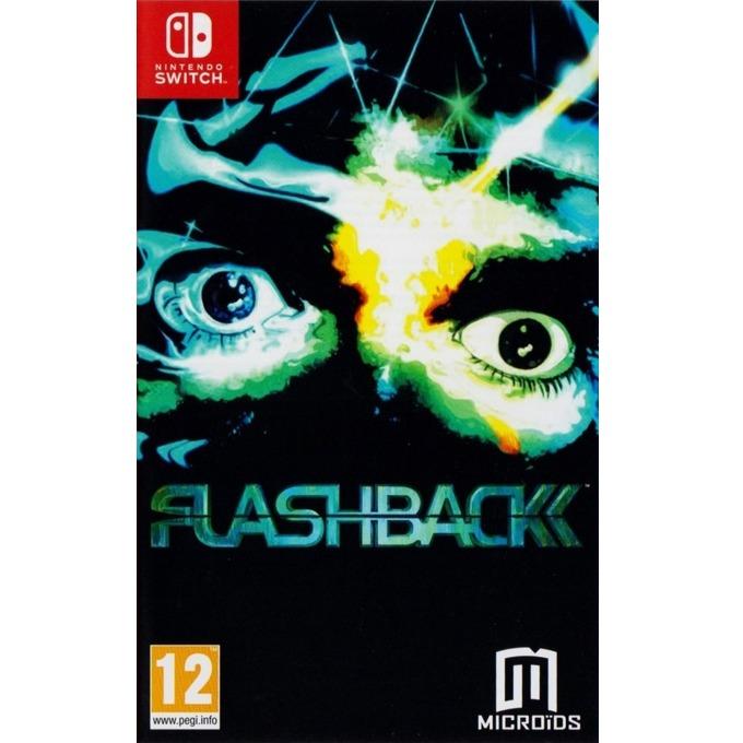 Игра за конзола Flashback, за Nintendo Switch image