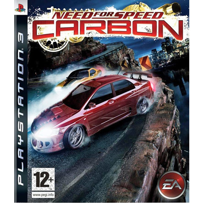 Игра за конзола Need for Speed Carbon, за PlayStation 3 image