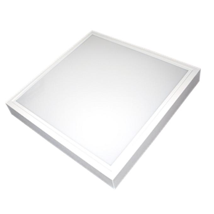 LED панел, T6040NTV, 600х600, 40W, AC 220V, Топло бяла, за вграждане image