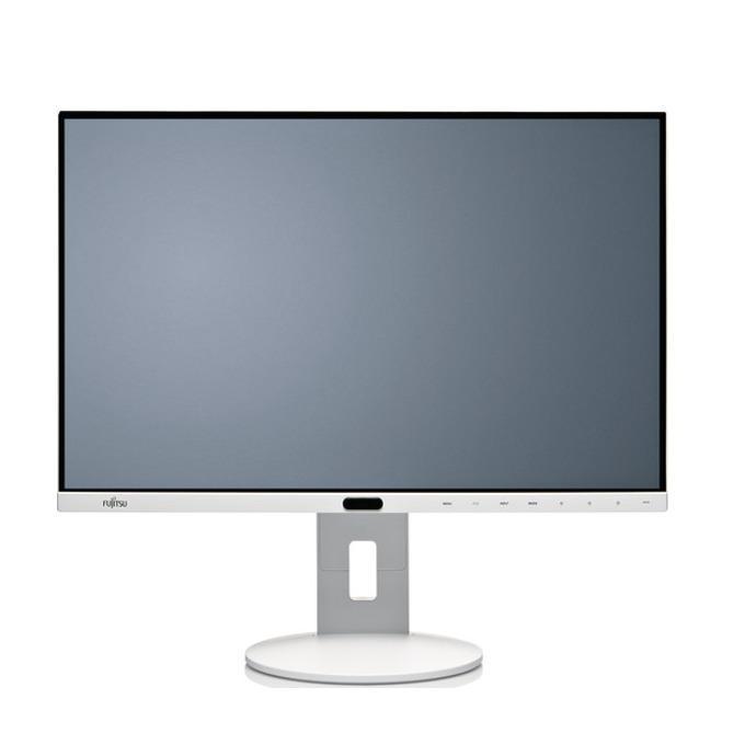 "Монитор Fujitsu P24-8 WE NEO, EU, (S26361-K1647-V140) 24"" (60.96 cm) IPS панел, WUXGA, 5ms, 20,000,000:1, 300 cd/m2, 2x DisplayPort, HDMI, DVI, USB image"