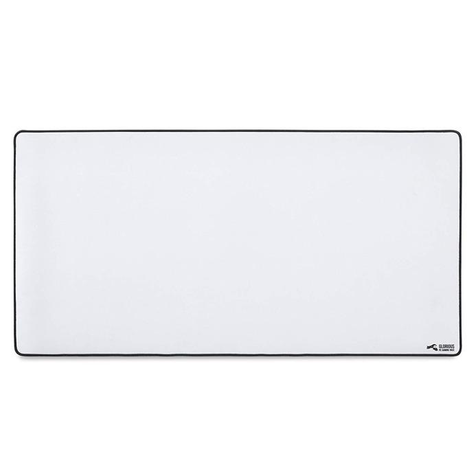 Подложка за мишка Glorious XXL Extended, гейминг, бял, 910 x 460 x 3 mm image