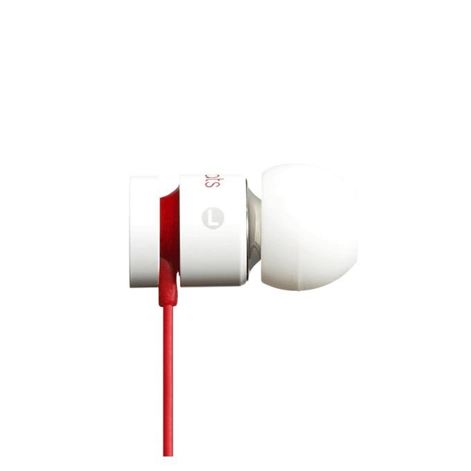 """Слушалки Beats by Dre urBeats 2 In Ear, бели, тип """"тапи"""", микрофон, оптимизирани за iPhone/iPod/iPad image"""