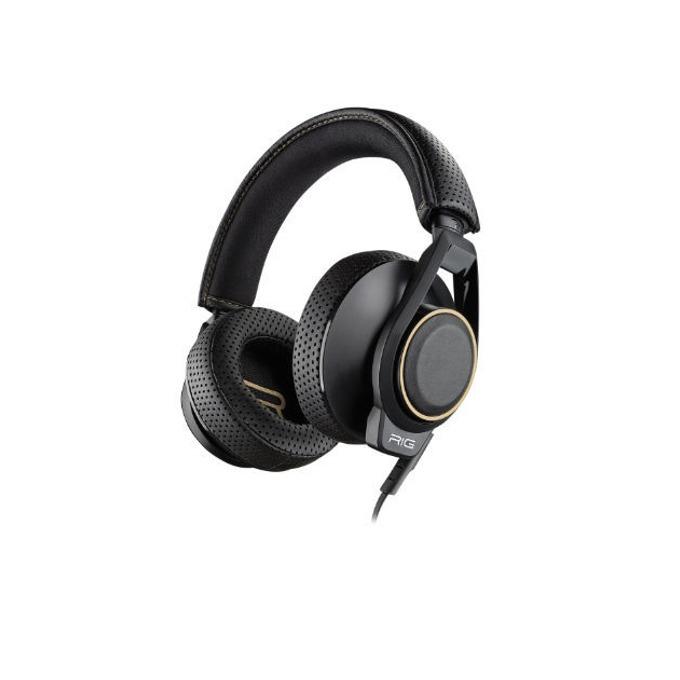 Слушалки Plantronics RIG 600, микрофон, гейминг, 20-22000 Hz, бързи бутони, черни image