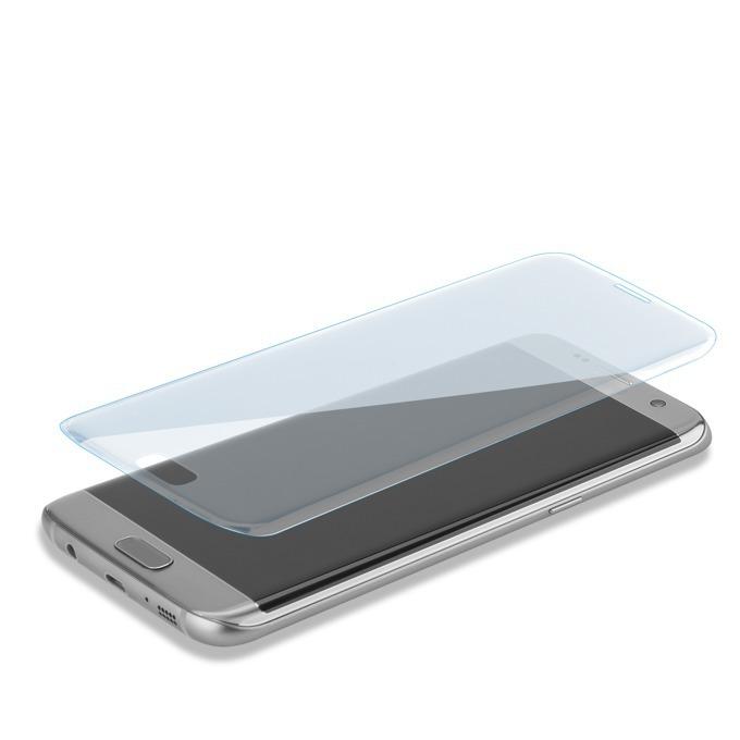 Протектор от закалено стъкло /Tempered Glass/, 4Smarts за Samsung Galaxy S7 Edge image