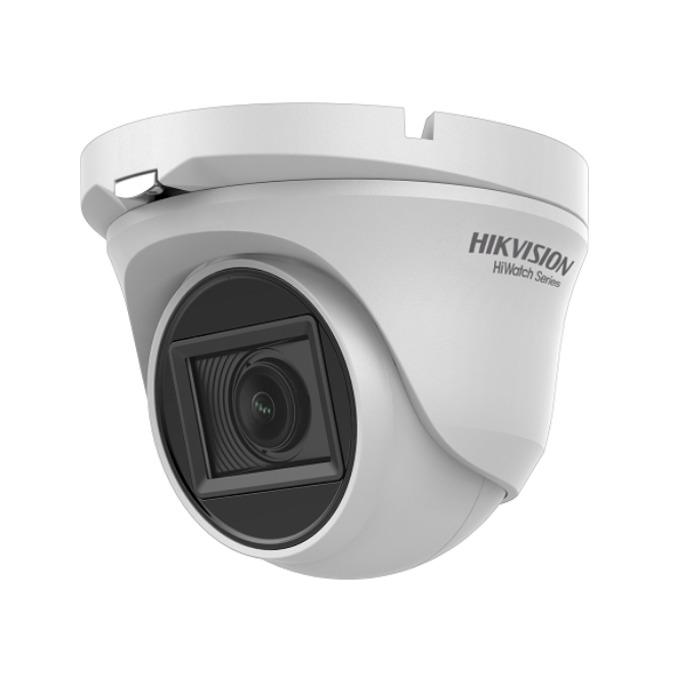 HDCVI камера HikVision HWT-T323-Z, куполна камера, 2MPix(1920x1080@25fps), 2.7~13.5 mm, IR осветеност (до 70 m), външна IP66 image