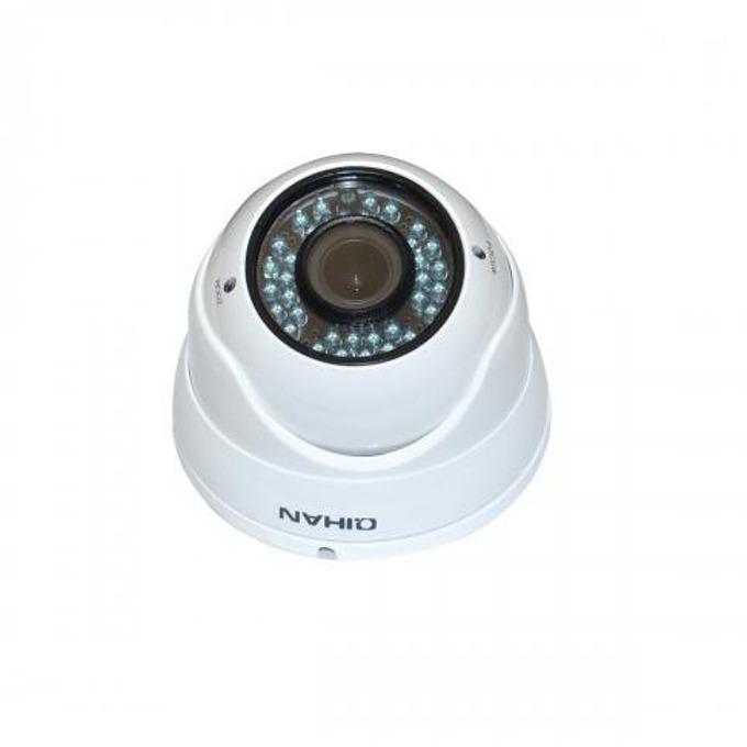 """Qihan QH-4406OC-N, камера, куполна, 1/2.7"""" HD CMOS, 2.0MP, 1080P, 2.8-12mm, ИЧ-30 image"""