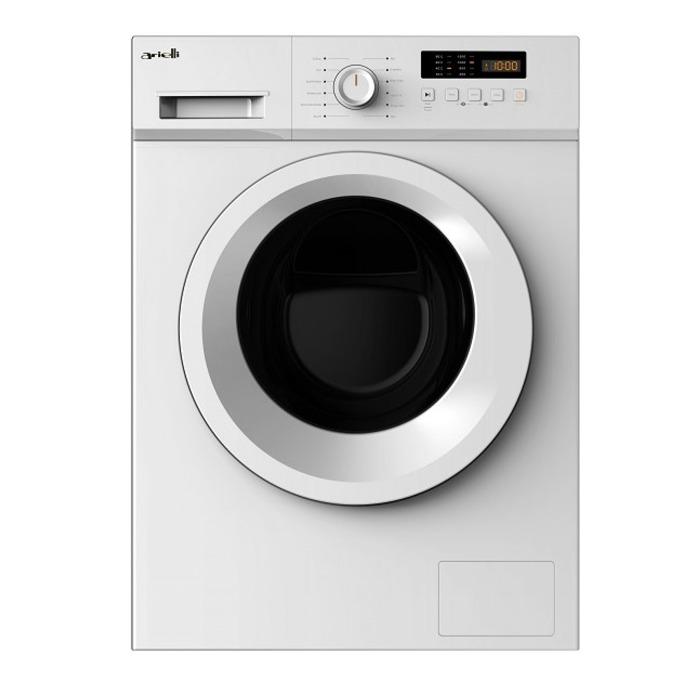 Перална машина Arielli AWM-6019SK, клас A++, 6кг. капацитет, 1000 оборота в минута, 12 програми, свободностояща, бяла image