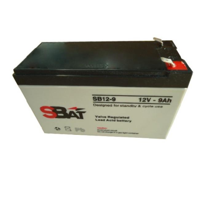Акумулаторна батерия SBat, 12V, 9Ah image