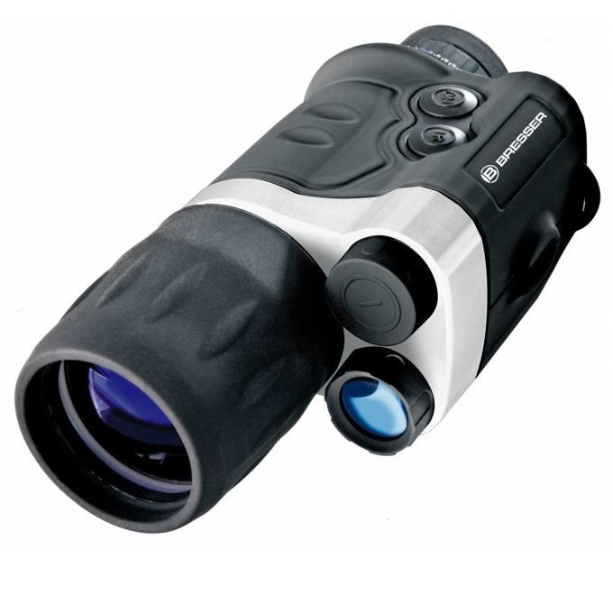 Монокъл Bresser NightSpy 3x42 Night Vision, 3x оптично увеличение, диаметър на лещата 42mm image