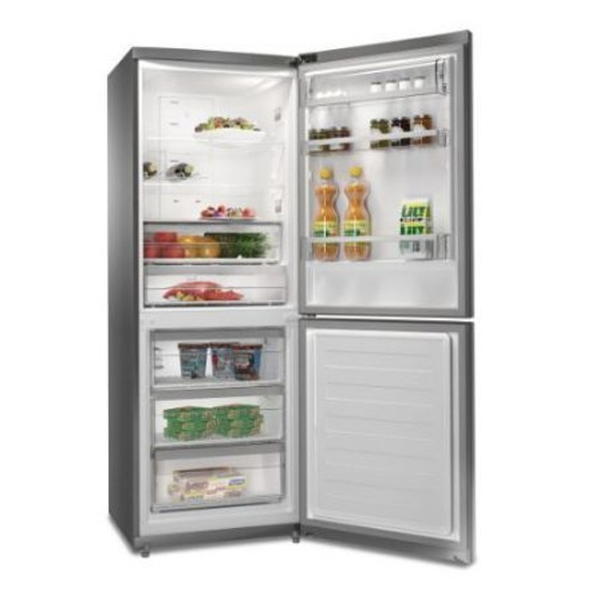 Хладилник с фризер Whirlpool BTNF 5322 OX, клас А++, 450 л. обем, No Frost, инокс image