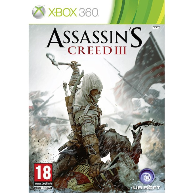 Assassin's Creed III, за XBOX360 image