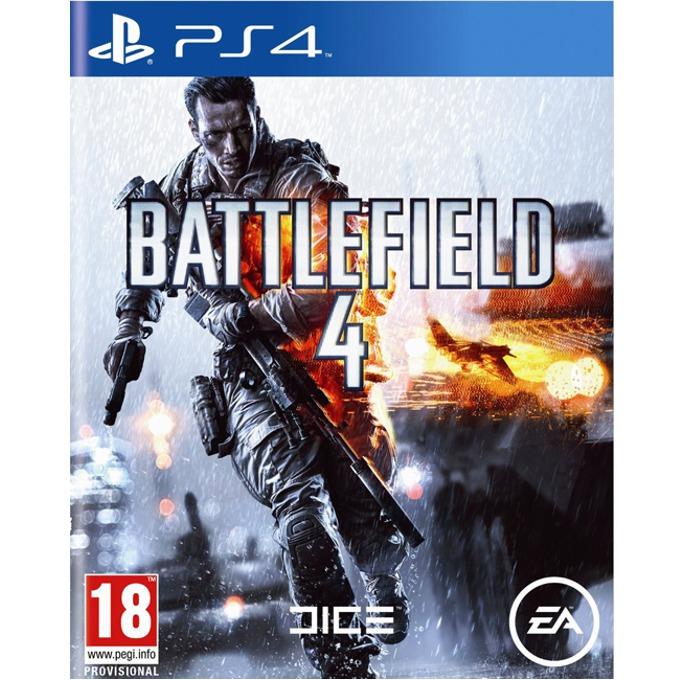 Игра за конзола Battlefield 4, за PlayStation 4 image