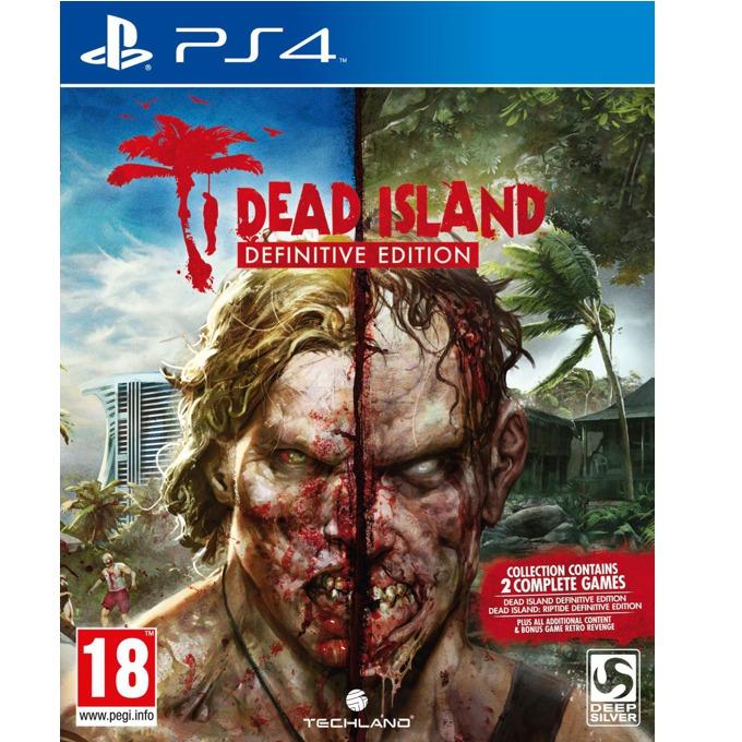 Игра за конзола Dead Island Definitive Edition, за PS4 image
