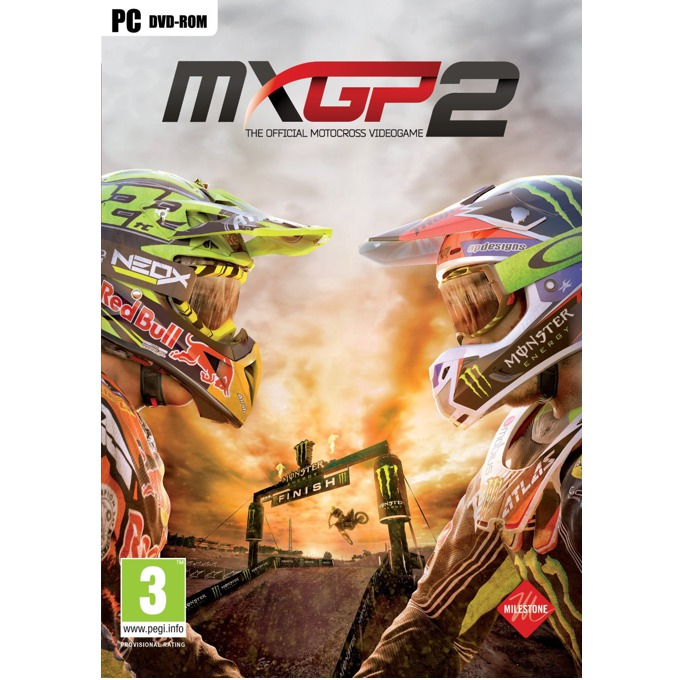 MXGP 2: The Official Motocross Videogame, за PC image