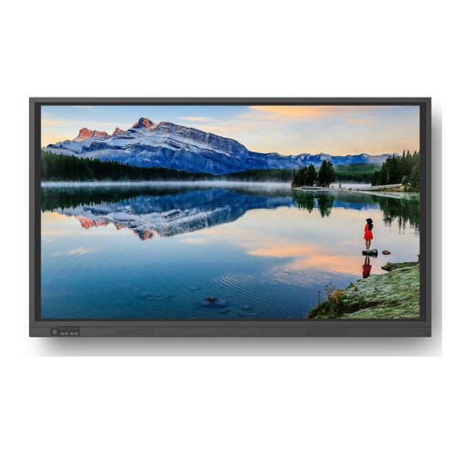 "Интерактивен дисплей Newline TruTouch TT-7518RS, 75"" (190.5 cm), Ultra HD 4K, HDMI, DispleyPort, VGA, USB, RJ-45 image"