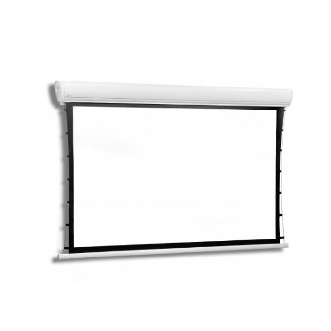 Екран Avers STRATUS 2 (21-12 MW BB), електрически за таван, Matt White, 16:9 image