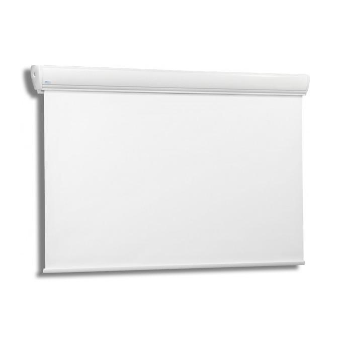"Екран Avers AAKUSTRATUS 2 21-16 MWP, стенен/таванен монтаж, Matt White P, 210 x 160 см, 98"" (248.92 cm), 4:3 image"