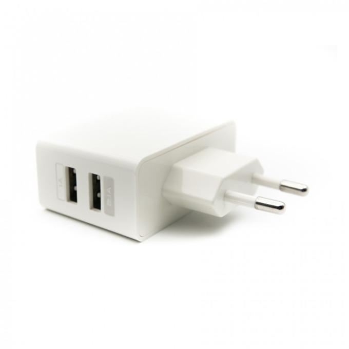 Зарядно TELLUR dual USB U202 - 2.1A (Alb)