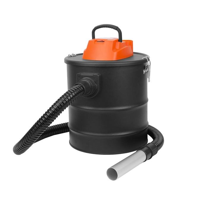 Прахосмукачка Sapir SP 1001 CS18, без торба, 1000 W, 18 л. капацитет на контейнера, HEPA филтър, функция духане, черна image