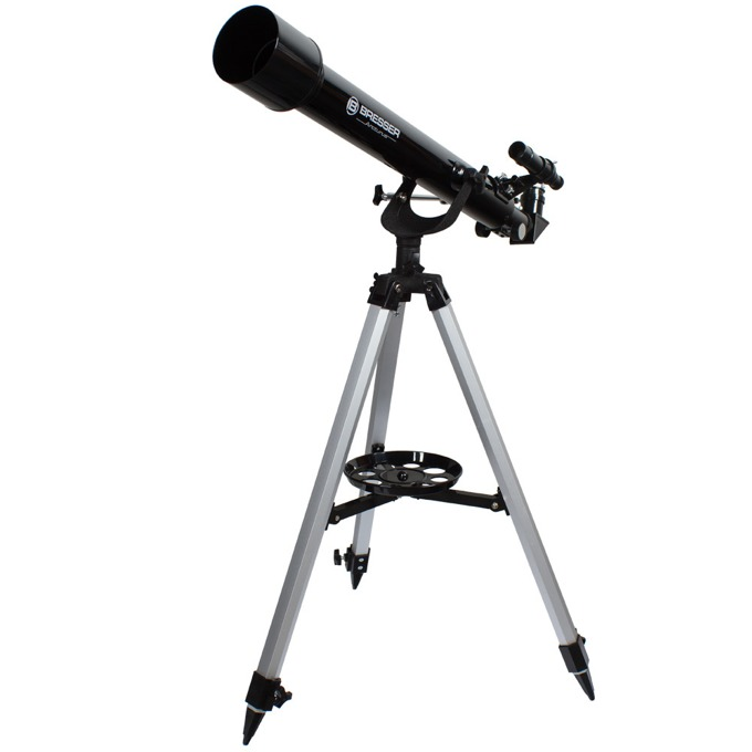 Телескоп Bresser Arcturus 60х700, 35–262x оптично увеличение image