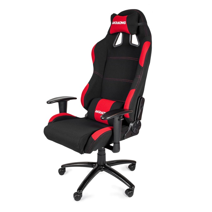 AKRacing K7012 Gaming Chair - Black & Red