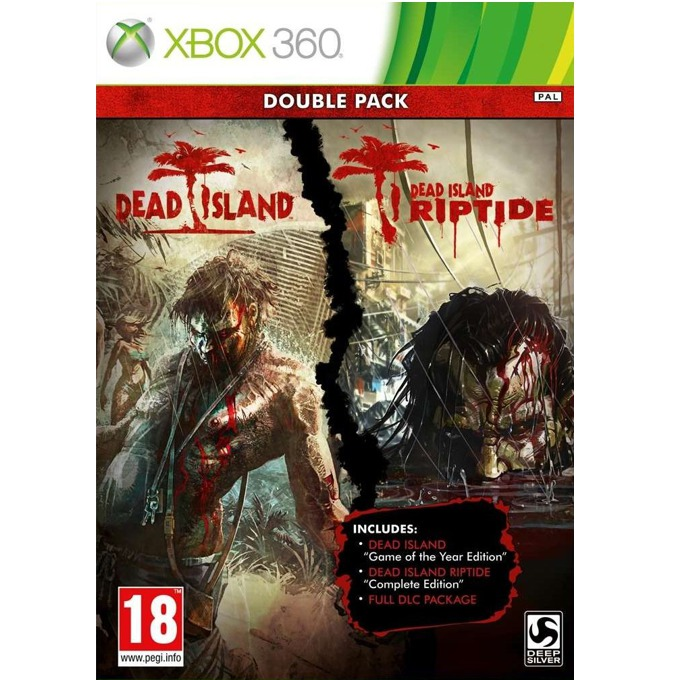 Dead Island Double Pack, за Xbox 360 image