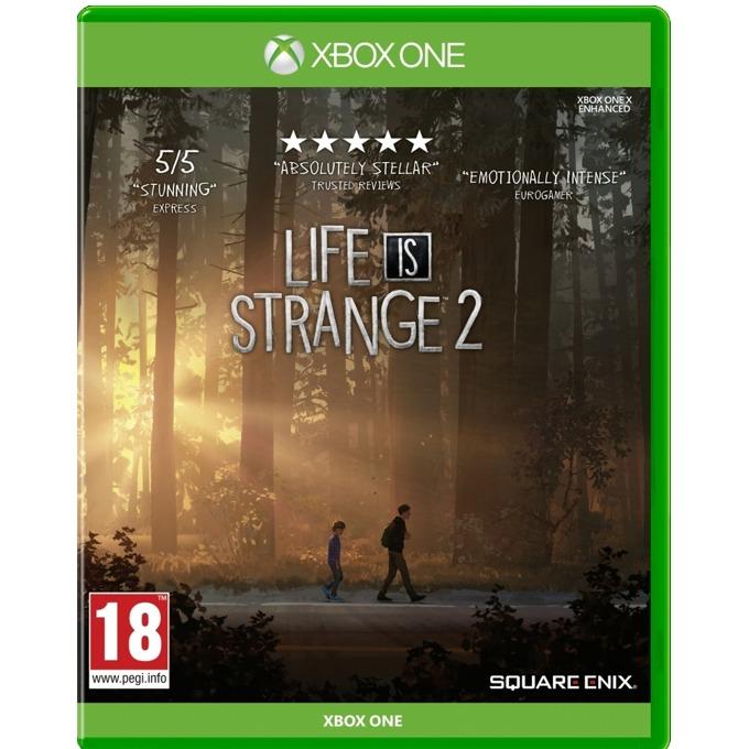 Life Is Strange 2 Xbox One product