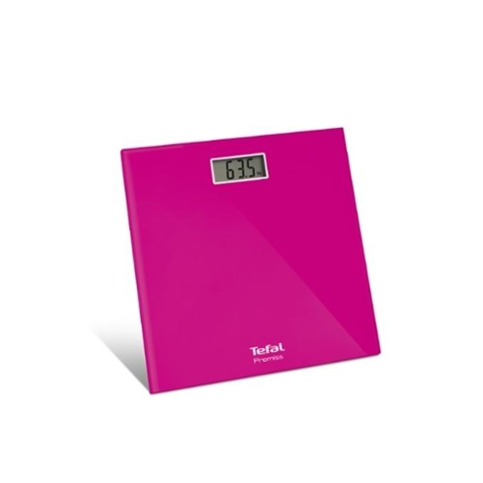Цифров кантар Tefal PP1063V0, капацитет 150 кг., LCD дисплей, розов image