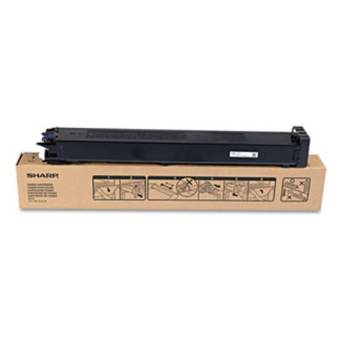 Касета за Sharp MX-23GTBA - Black - MX23GTBA - Заб.: 18 000k image