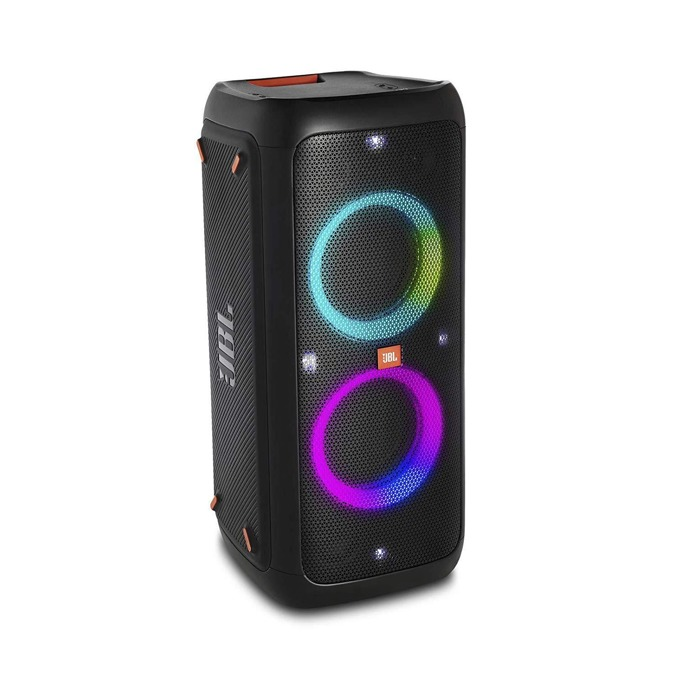Тонколона JBL Partybox 300, 2.0, 120W RMS, Bluetooth, USB, 3.5 mm jack, RCA L/R, черна image