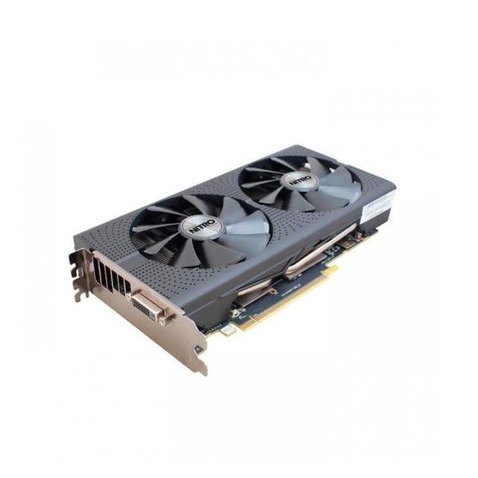 Видео карта AMD Radeon RX 470, 4GB, Sapphire Radeon RX 470 4G, PCI-E 3.0, GDDR5, 256 bit, 1x DVI, Bulk image