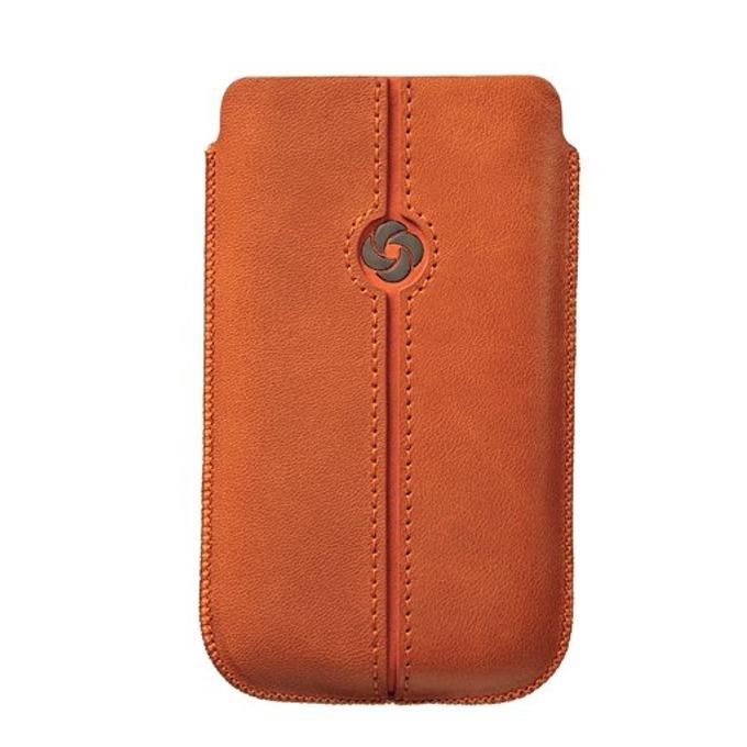 "Калъф тип ""джоб"" Samsonite DEZIR SWIRL-FASHION L, кожен, оранжев image"