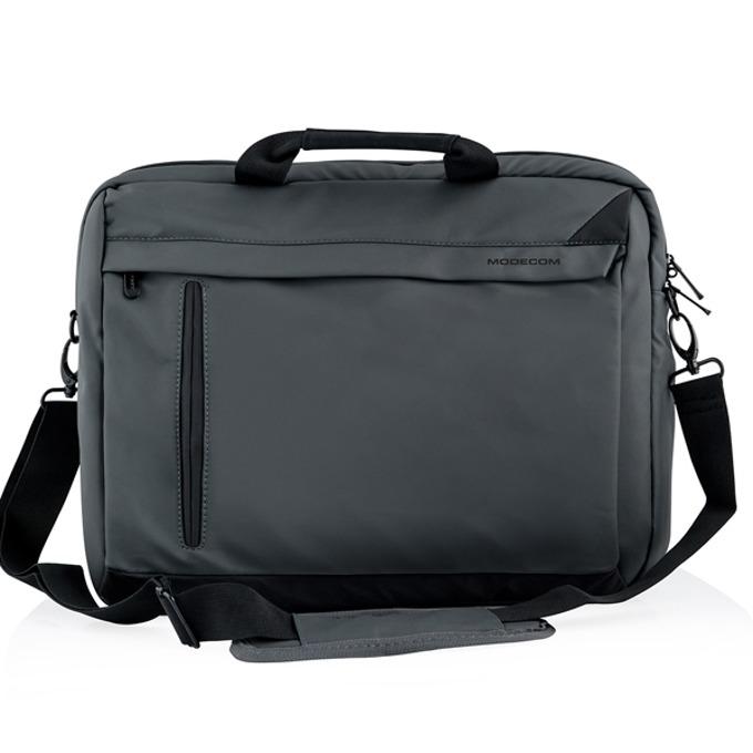 "Чанта за лаптоп Modecom Aberdeen, до 15.6""(39.62 cm), сива image"