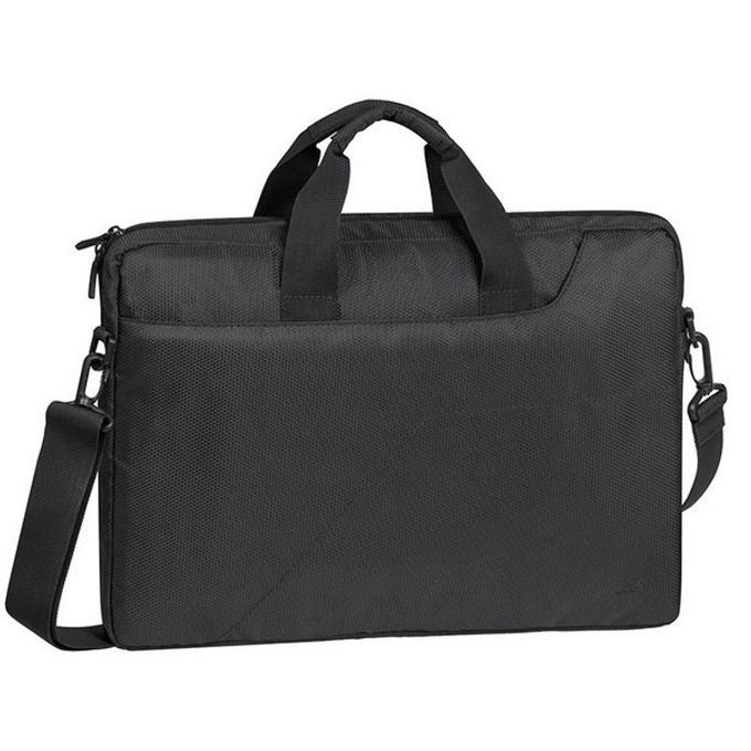 """Чанта за лаптоп Rivacase 8431, до 15.6"""" (39.62 cm), черна image"""