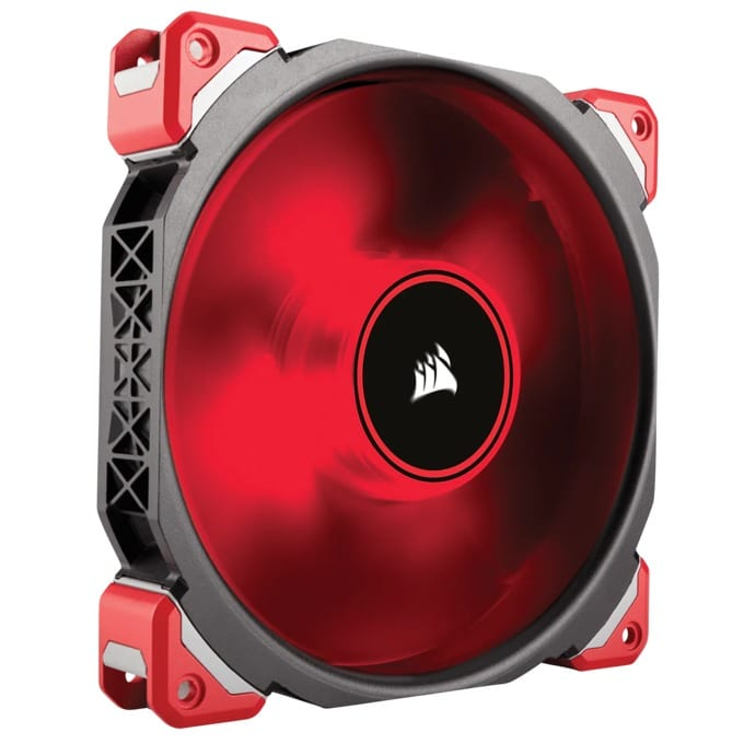 Corsair ML140 PRO LED Red 140mm PWM CO-9050047-WW product