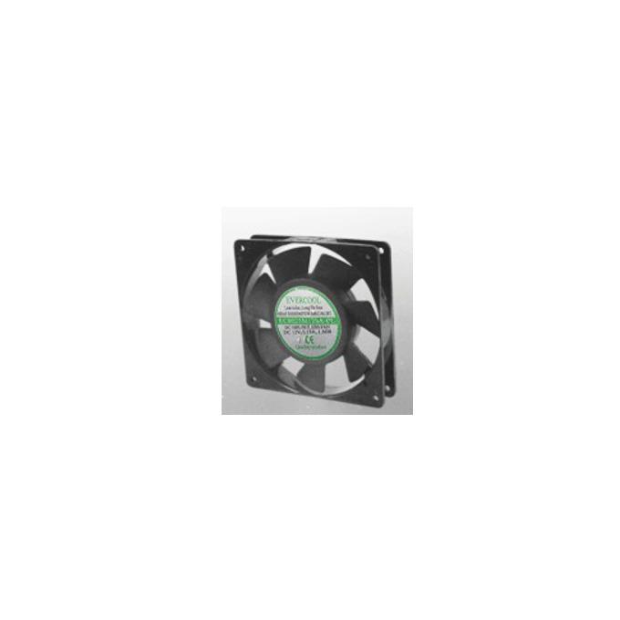 Вентилатор 120мм, EverCool 12025AZHBL, 230V AC 2Ball Bearing 2500RPM image