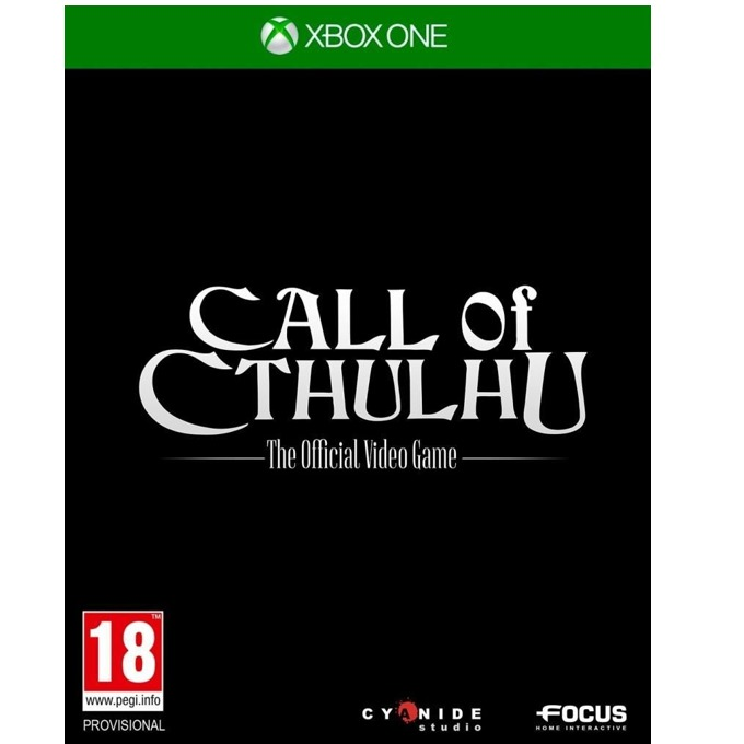 Call of Cthulhu, за Xbox One image
