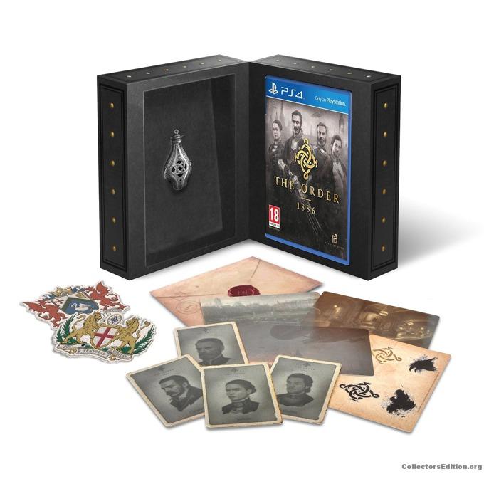 Игра за конзола The Order: 1886 Limited Edition, за PS4 image