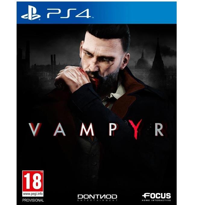Игра за конзола Vampyr, за PS4 image